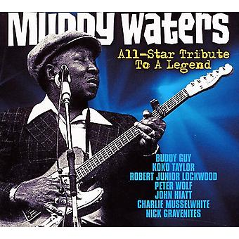 Muddy Waters: All-Star Tribu - Muddy Waters: All-Star Tribu [CD] USA import