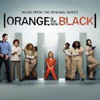 Soundtrack - Orange Is the New Bl [CD] USA import