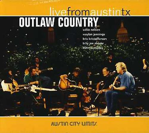 Outlaw Country - Outlaw Country [CD] USA import