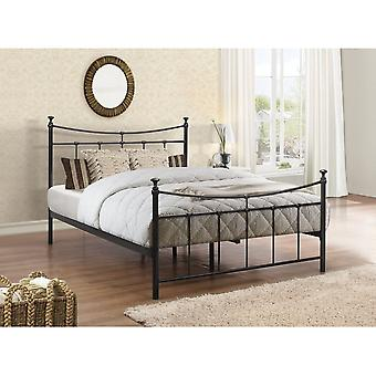 Birlea 120cm Emily Bed Black
