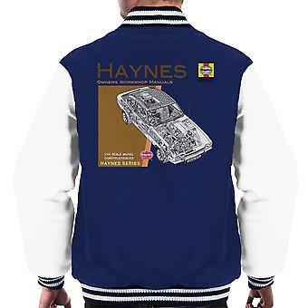 Haynes Owners Workshop Manual 0375 Ford Capri II V6 mannen Varsity Jacket