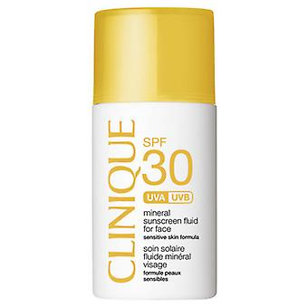 Clinique Mineral Sunscreen Fluid SPF 30 30 ml (Beauty , Sun protection , Sunscreens)