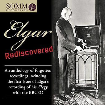 Elgar / Elgar - Elgar genopdaget: antologi af glemt [CD] USA import