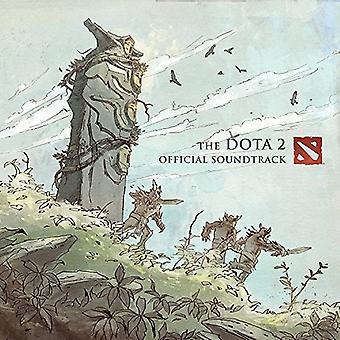 Ventil Studio orkester - Dota 2 (officielle Soundtrack) [CD] USA importerer