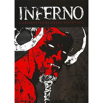 Inferno A Collection Of Metal Videos 2005 (DVD)