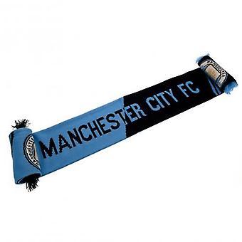 Manchester City tørklæde VT