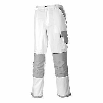 Portwest - arte dos tono ropa de trabajo pantalón
