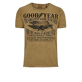 Goodyear T-Shirt Marshfield