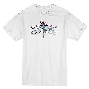 Cool Dragonfly Design Men's T-shirt
