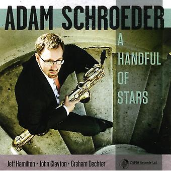 Adam Schroeder - Handful of Stars [CD] USA import