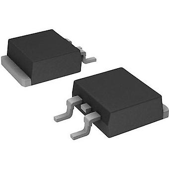Cermet resistor 5.6 Ω SMD TO 263 20 W 5 % 100 ±ppm/°C Bourns PWR263S-20-5R60J 1 pc(s)