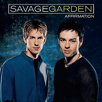 Savage Garden - Affirmation [CD] USA import