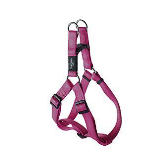 Rogz Utility Pink Step-In Harness Nitelife