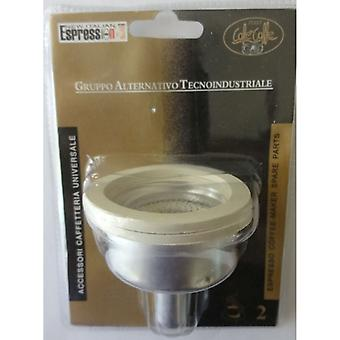 GAT - Spare Funnel Seals and Filter for GAT Espresso Makers - Various Sizes