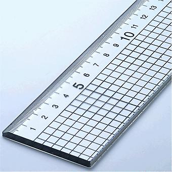 Jakar 30cm Cutting Ruler With Stainless Steel Edge