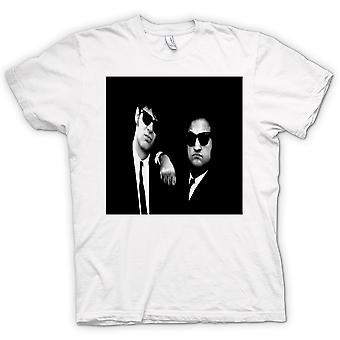 Womens T-shirt - Blues Brothers - Belushi Ackroyd