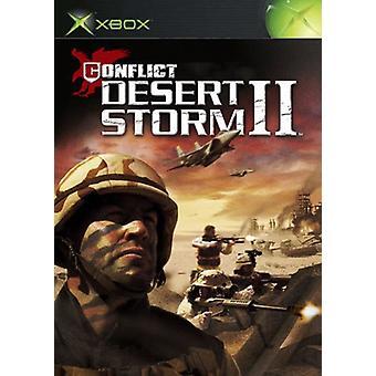 Conflict Desert Storm II (XBox) - Fabrik versiegelt