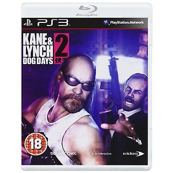 Kane og Lynch 2 hund dage