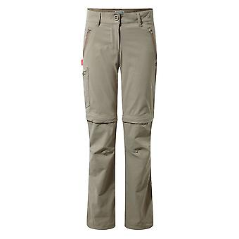 CRAGHOPPERS WOMENS NOSILIFE PRO CONVERTIBLE TROUSERS