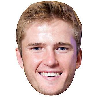 Eric Dier Maske
