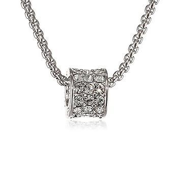 Guess ladies kedja halsband cubic zirconia rostfritt stål UBN21589