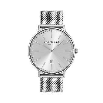Kenneth Cole New York men's watch wristwatch stainless steel KC15057009