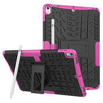 Hybrid outdoor protective cover case Pink for Apple iPad Pro 10.5 2017 bag