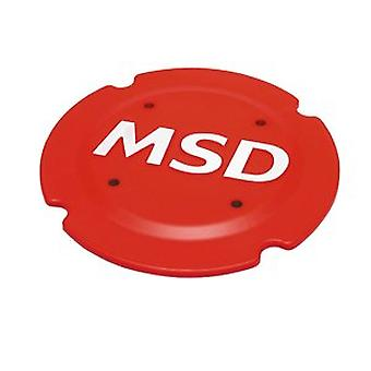 MSD 7409  Red Spark Plug Wire Retainer
