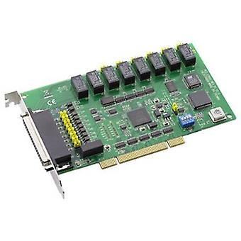 I/O karty przekaźników, DI Advantech PCI-1760U nr wejść: 8 x nr Liczba wyjść: 8 x