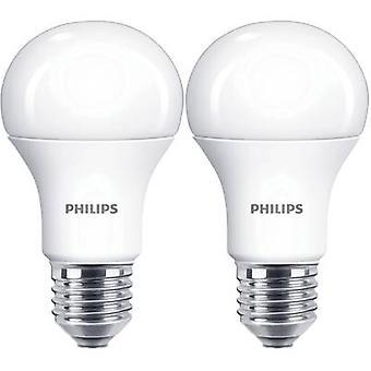 فيليبس إضاءة LED EEC a + (+ +-E) E27 التعسفي 13 W = 100 الأبيض