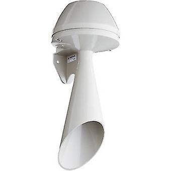 Hooter Werma Signaltechnik 570.052.68 Non-stop acoustic signal 230 V AC 108 dB