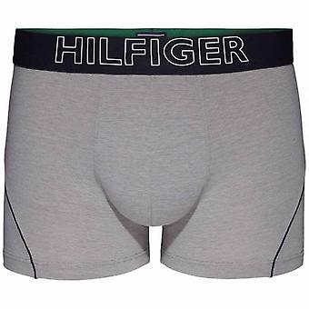 Tronco Athletic de Tommy Hilfiger algodón, gris Heather, medio