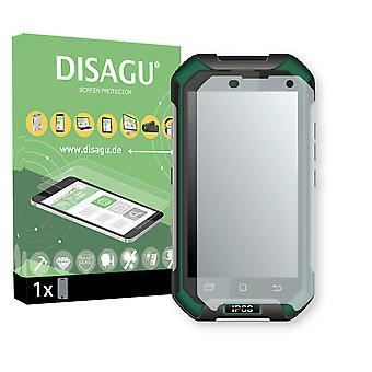 Blackview BV6000S screen protector - Disagu flexible tempered glass protective film