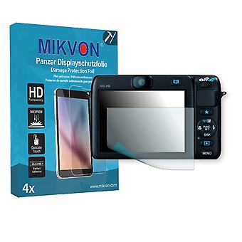 Canon PowerShot N100 Screen Protector - Mikvon Armor Screen Protector (Retail Package with accessories)
