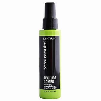 Matrice Total résultats Texture jeux Sea Salt Spray 125 ml