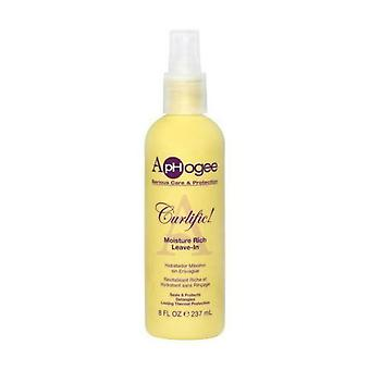 ApHogee Curlific Moisture Rich Leave-In 237ml