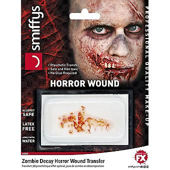 Horror Wound Transfer, Zombie Decay, RED