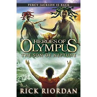 The Son of Neptune by Rick Riordan - 9780141335735 Book