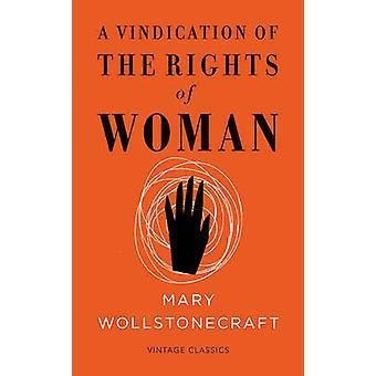 女性 (ヴィンテージ フェミニズム ショート版) b の権利の擁護