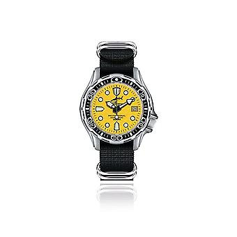 CHRIS BENZ - Diver Watch - DEEP 500M AUTOMATIC - CB-500A-Y-NBS