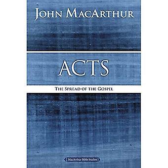MACARTHUR/ACTS SC (MacArthur Bible Studies)
