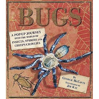 Buggar: Ett popup-resa i en värld av insekter, spindlar och Nalledoktor