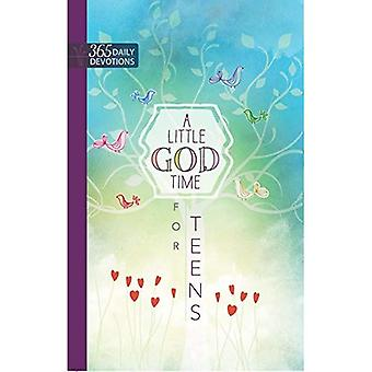 A One Year Devotional: Little God Time for Teens
