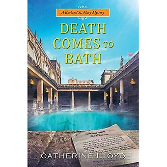 Death Comes to Bath (Kurland St. Mary Mystery)