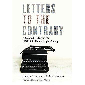Buchstaben für das Gegenteil