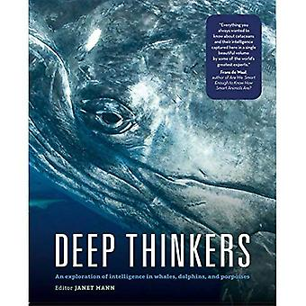 Deep Thinkers: An exploration of intelligence in whales, dolphins, and porpoises