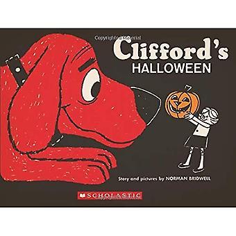 Cliffords Halloween: Vintage Hardcover-Ausgabe (Clifford)