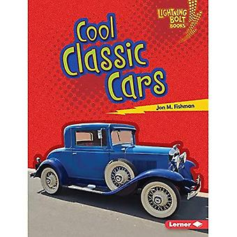 Cool Classic Cars (Lightning Bolt Books (TM) -- Awesome Rides)