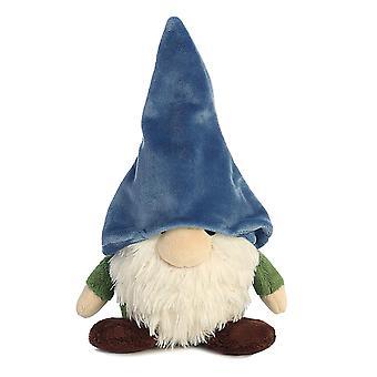 Le Gnomlins peluche Mekkabunk Gnome vert/bleu