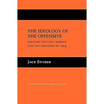 Ideologi i offensiven - militær beslutning at gøre og Disas